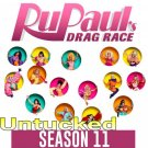 RUPAUL'S DRAG RACE SEASON 11 UNTUCKE DVD