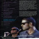 GEORGE MICHAEL LIVE IN RIO DVD