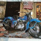 """Collectibles Harley Davidson tin  wall decoration new size 17""""X13"""""""