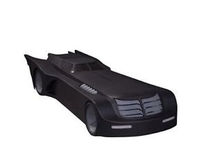 """*IN-STOCK* BATMOBILE: BATMAN THE ANIMATED SERIES 24"""" VEHICLE DC COLLECTIBLES"""