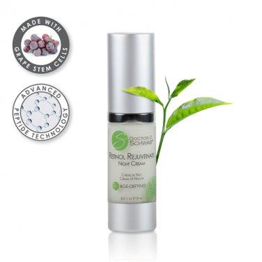 Dr Schwab Skin Care Rejuvenate Night Cream 0.5 fl. oz