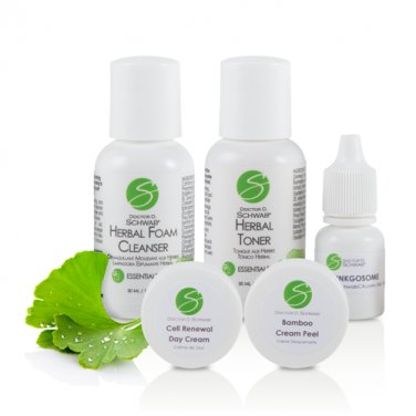 Dr Schwab Skin Care Essentials 5 Piece Travel Set