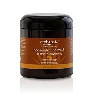 Ambrosia Aromatherapy Honey Almond Mask 9 fl. oz