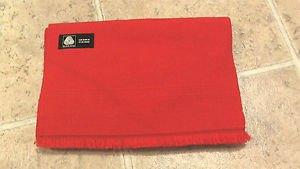 red wool nagoya obi kimono