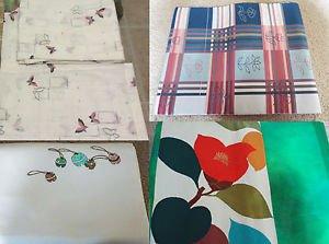 set of kimono obi for crafts and repurposing