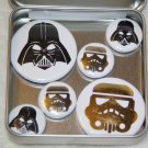 Darth Vader & Storm Tropper Foil Magnet Set