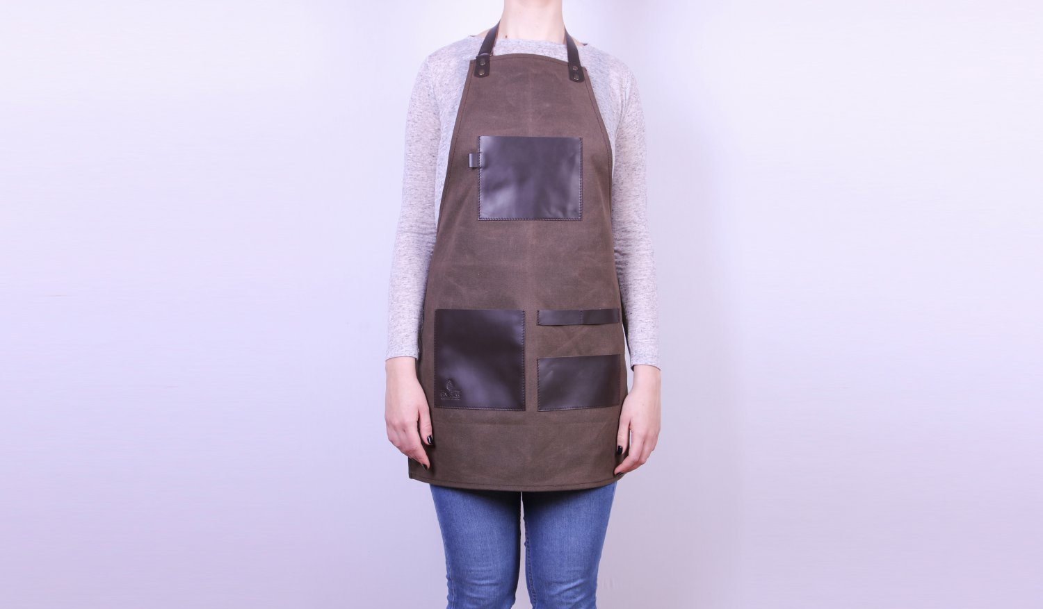 Apron perfect for barista and waitress