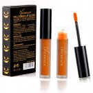 #L17053 Halloween funny long lasting matte liquid lipstick 3 sets(3pcs/set)