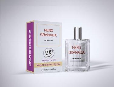 Pocket Scents Nero Granada 50ml EDP For Women