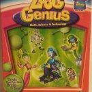 Zoog Genius: Math, Science & Technology NEW (PC/Mac)