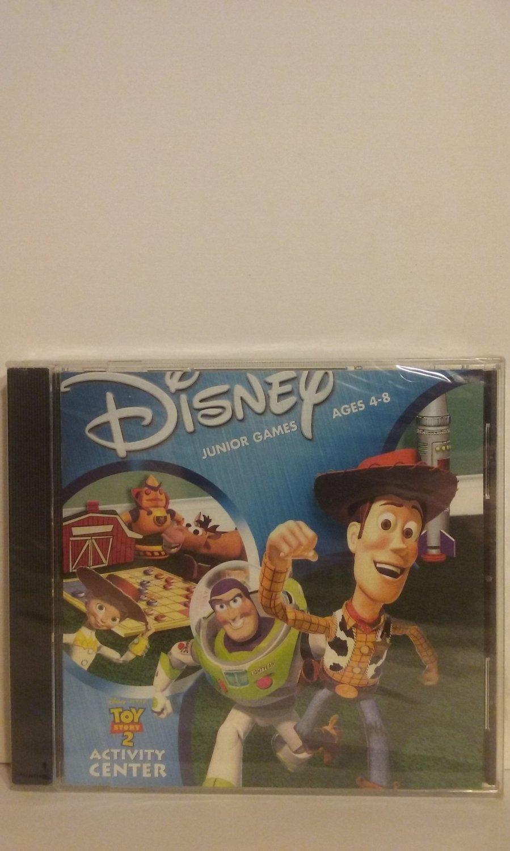 Disney's Toy Story 2 Activity Center NEW (PC/Mac)