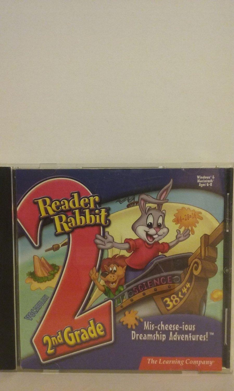 Reader Rabbit 2nd Gr. Micheesious Dreamship Adventures(PC/Mac)