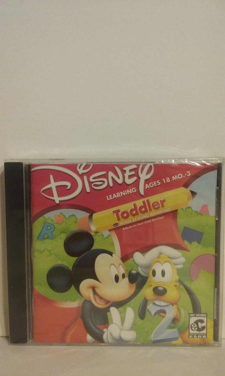 Disney's Mickey Mouse Toddler (PC/Mac)