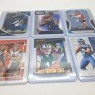NFL Quarterback Rookie Card Lot