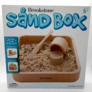 Brookstone Wooden Tabletop Sand Box