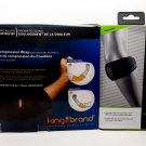 King Brand Elbow Compression Wrap and P-Tex Elbow Support Brace
