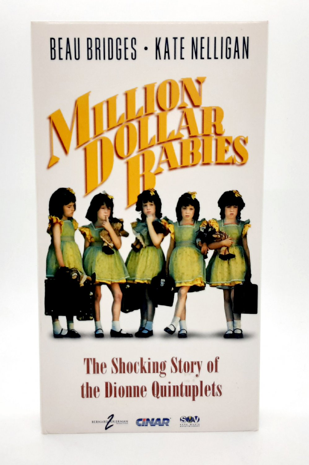Million Dollar Babies VHS - Rare - Out of Print