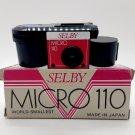 "Vintage Rare Selby Micro 110 ""World's Smallest Camera"""
