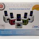 Audiovox Venturer CR8030iE5 Dual Alarm Clock Radio/Dock for iPod/iPhone