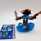 Skylanders Swap Force Wash Buckler Figure and Card