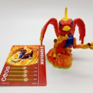 Skylanders Spyro's Adventure Sunburn Figure and Card