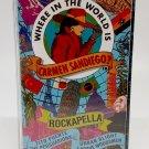 Where In The World Is Carmen San Diego? Rockapella Audio Cassette
