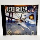 Jetfighter IV 2001 PC CD-ROM