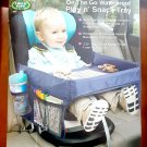 Highway Home Child Safe On The Go Waterproof Play N' Snack Tray