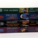 The Lord of the Rings Book Lot