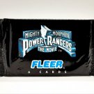 Power Rangers Trading Card Pack Lot