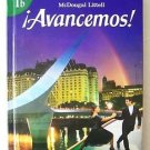 ! AVANCEMOS ! : Level 1b SPANISH High School Level BOOK McDougal Littell Hardcvr