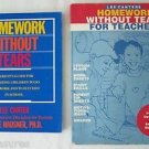 LOT 2 BOOKS Homework Without Tears FOR TEACHERS Grades 4 to 6 and PARENT'S GUIDE