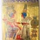 TUTANKHAMUN : His Tomb and Its Treasures by I.E.S. Edwards 1977 w/ mylar jacket