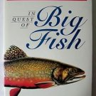 In Quest of BIG FISH by Henry Waszczuk & Italo Labignan FISHING Hardcvr Book VG+