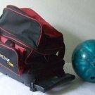 EBONITE MAXIM BOWLING BALL Turquoise Blue Green Bowl + FREE WHEELED BAG!