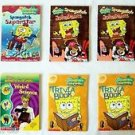 SPONGEBOB Joke Trivia Lot 9 Chapter Books RIPLEY'S BELIEVE IT OR NOT Grade 3 4 5
