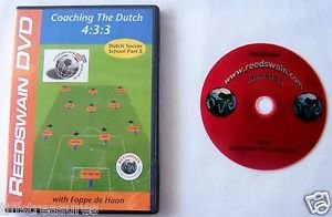 SOCCER Coaching the Dutch 4:3:3 DVD by Reedswain - Dutch Soccer School Part 5