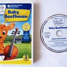 Disney Baby Einstein - Baby Beethoven DVD Exciting Features for Baby ! 3+ Months