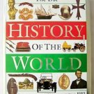 The DK HISTORY OF THE WORLD Plantagenet Somerset Fry FIRST AMERICAN EDITION HC