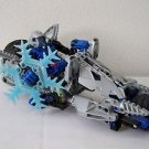 LEGO BIONICLE KAXIUM V3 Motorcycle Kirbraz FIGURE & ICE SHIELD Bike VEHICLE Toy