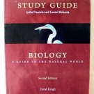 STUDY GUIDE for BIOLOGY : A Guide to the Natural World SECOND ED. by David KROGH