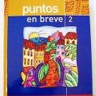 McGraw Hill PUNTOS EN BREVE A Brief Course Second Edition 2 Instructor's Edition