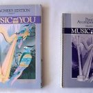 LOT 2 Macmillan MUSIC & YOU Teacher's Ed. TEXTBOOK + PIANO ACCOMPANIMENT Grade 8
