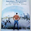 ABNORMAL PSYCHOLOGY IN A CHANGING WORLD 7th Edition by Nevid Rathus & Greene