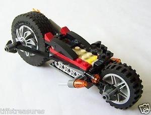 LEGO 79101 Teenage Mutant Ninja Turtles SHREDDER'S DRAGON BIKE Incmplete w/o box