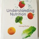UNDERSTANDING NUTRITION by Whitney & Rolfes (Wadsworth, 12ed, 2011, hard cover)