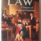 LAW - A Treasury of Art and Literature 1st Ed. Sara Robbins Beaux Arts Ed. 1990
