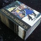 Peoples of the Americas BOOKS Volume 1 to 11 MARSHALL CAVENDISH  Culture LOT 11