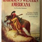 HARMSEN'S WESTERN AMERICANA by Dorothy Harmsen Revised Edition Vol. 1 Volume One