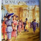 Royal Occasions : Watercolors and Drawings by John Castle oversize hardcvr LkNEW